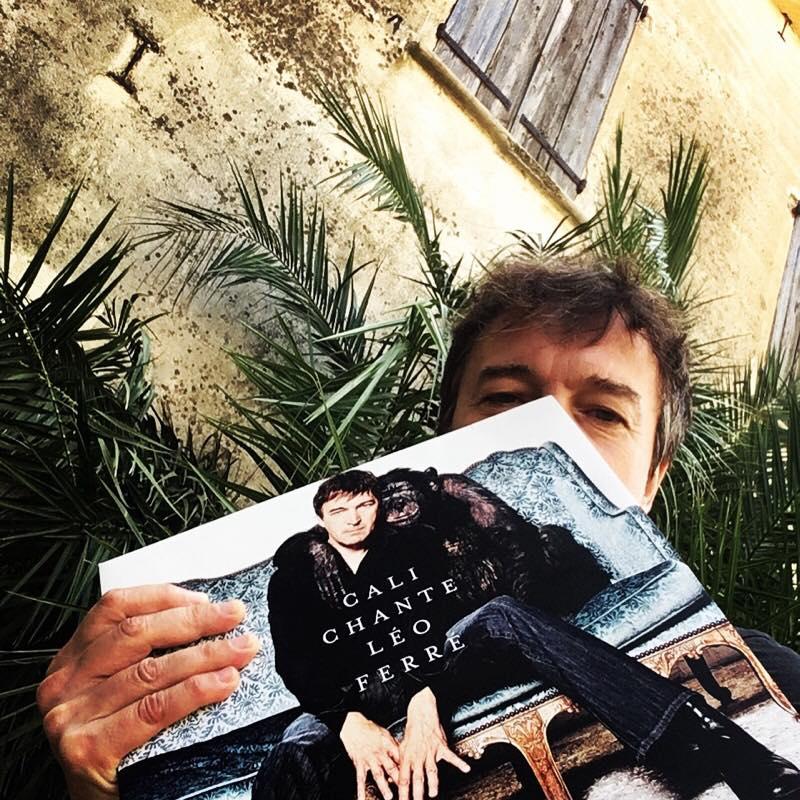 Cali chante Léo Ferré album 2018