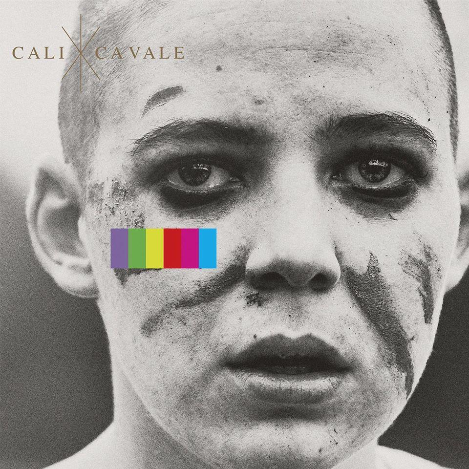 couverture album Cali Cavale 2020