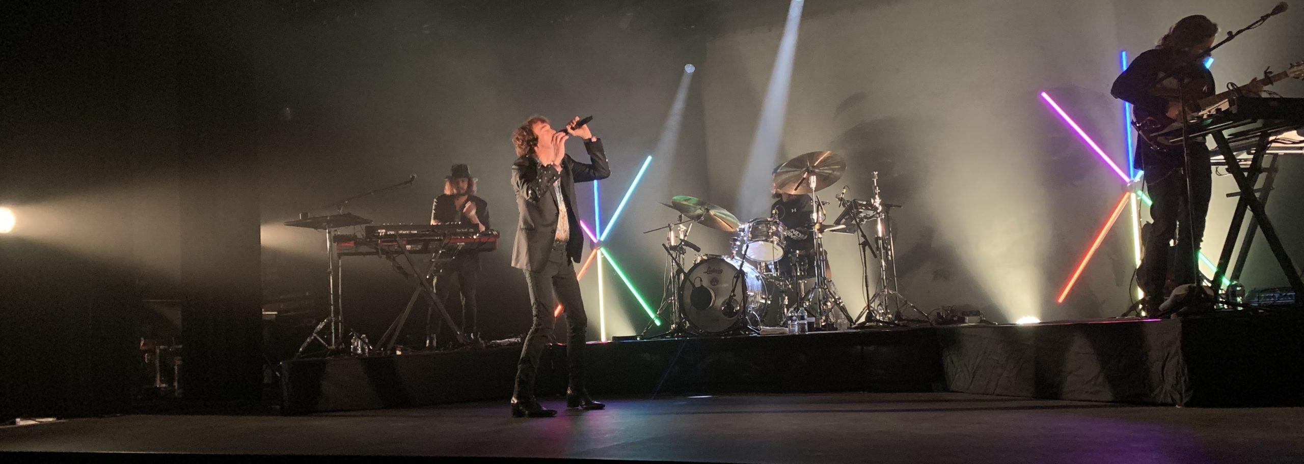 Concert de Cali à Mordelles 2020