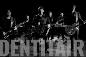 Capture d'écran du clip Identitaire de Blankass (2021)